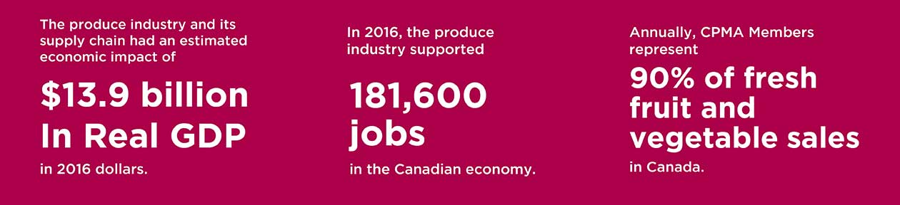 Economic Impact of the Canadian Produce Industry