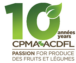 CPMA Passion for Produce 10th Year