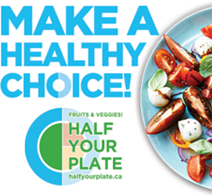 Half Your Plate website