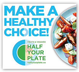 Make a healthy choice!
